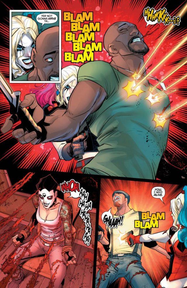 Review: Harley Quinn #32