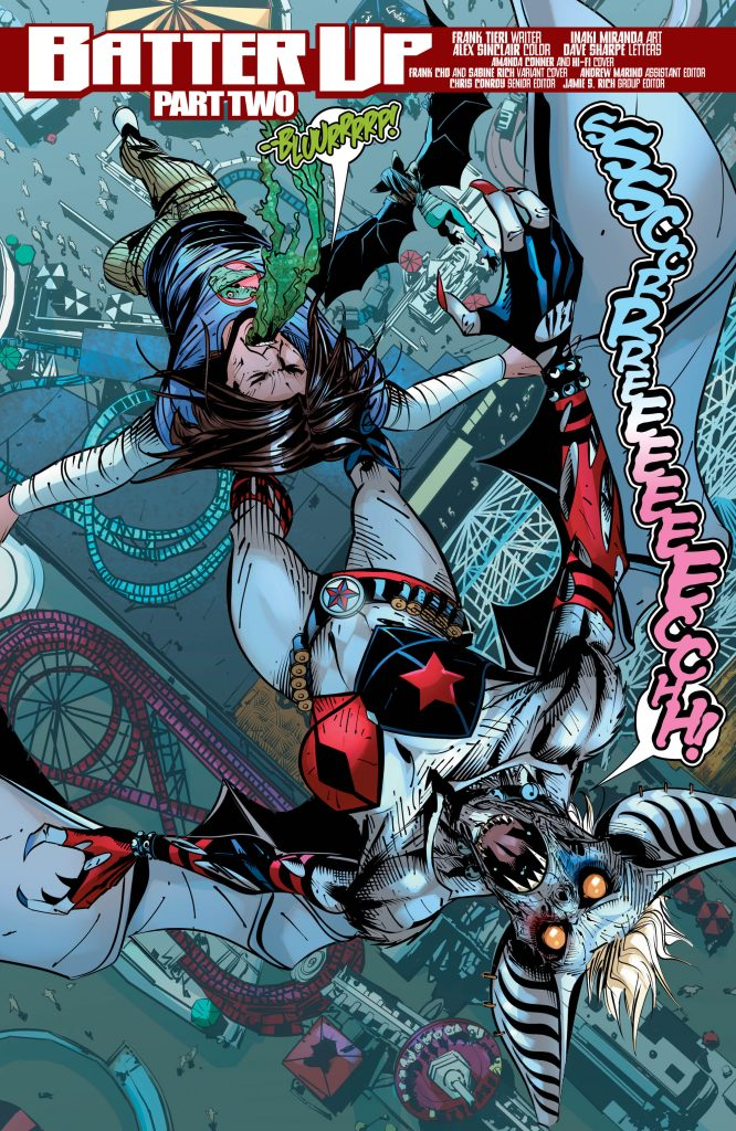 Review: Harley Quinn #36