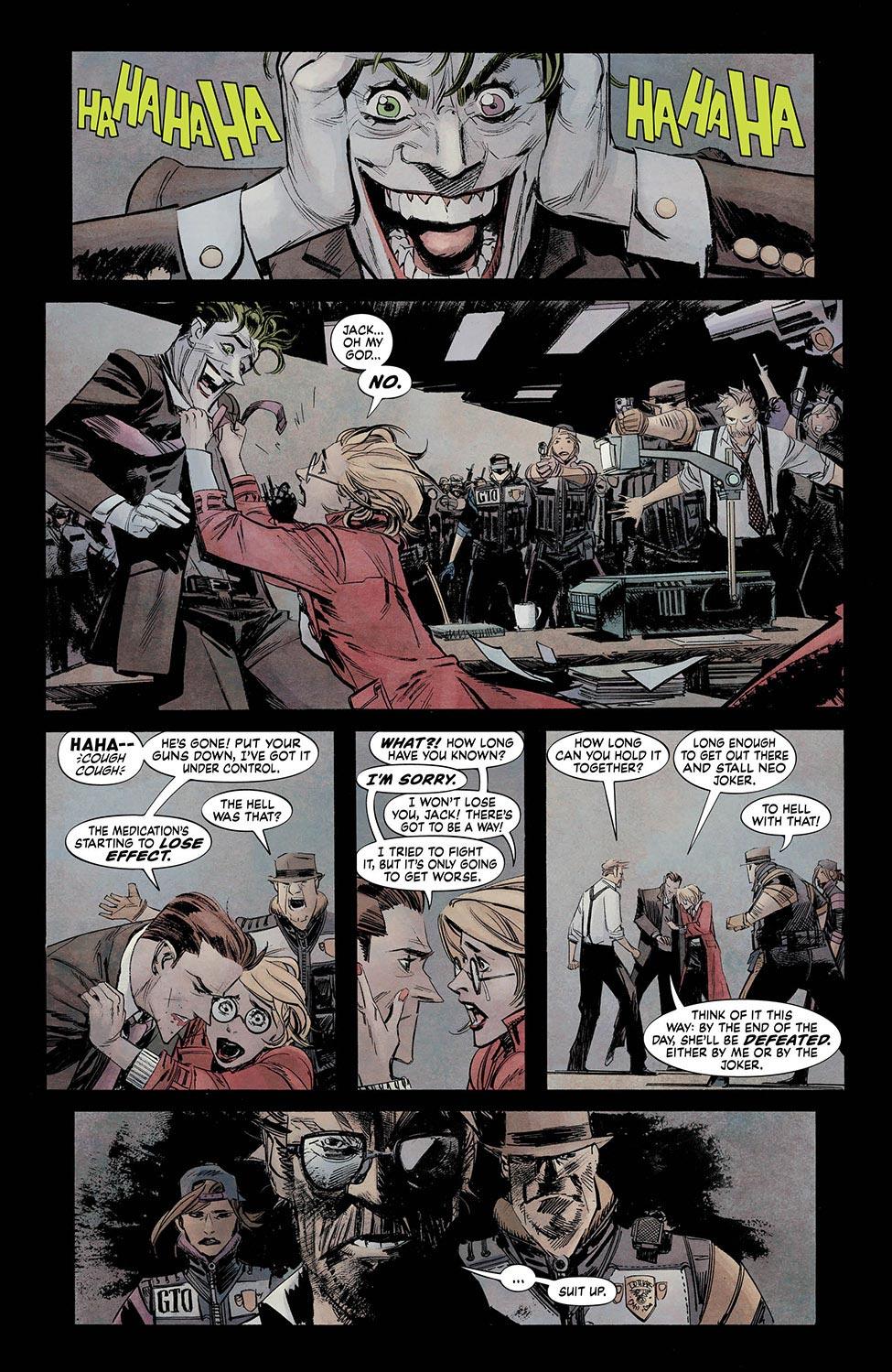 Batman White Knight 7_1 - DC Comics News