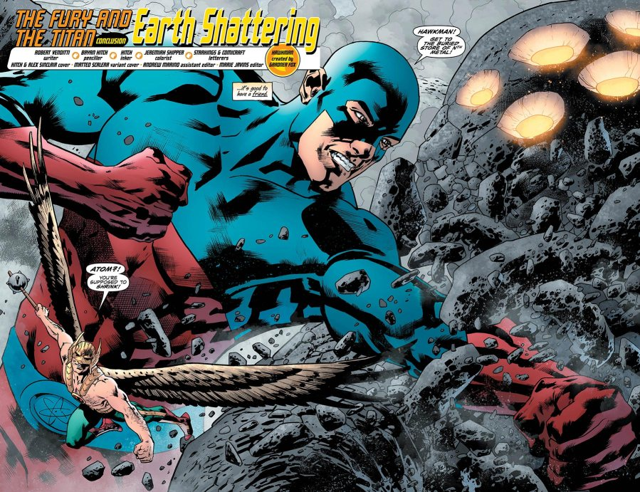 Hawkman 6_2-3 - DC Comics News