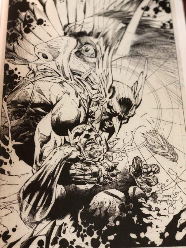 Jim Lee DC Legends Artifact Edition dc comics news