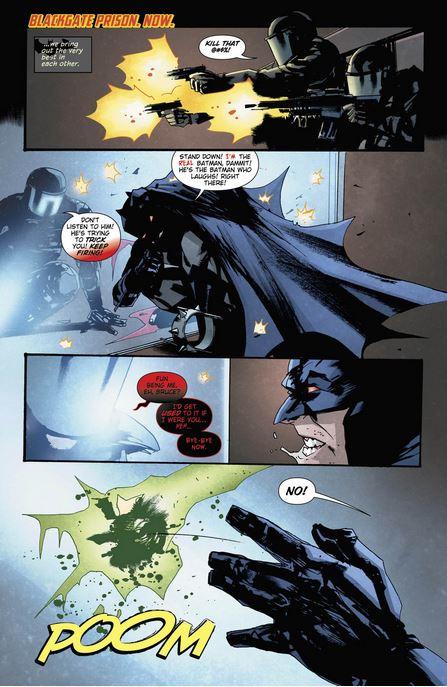 Batman Who Laughs page