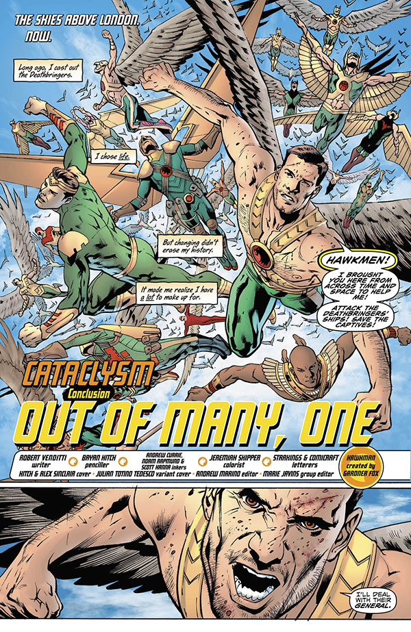 Hawkman 12 - Page 2