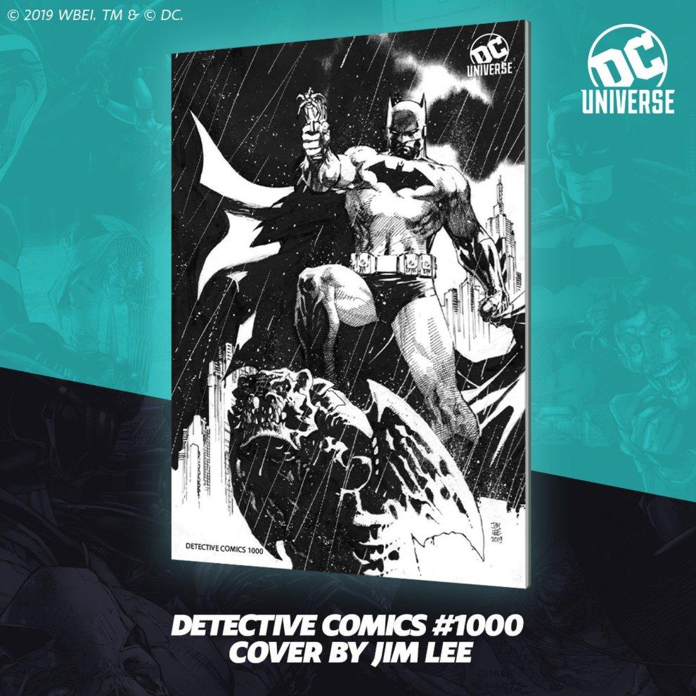 Detective Comics SDCC Variant
