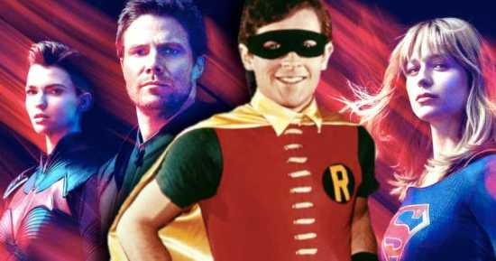 Burt Ward, Robin from the 1960s Batman, will join Crisis on Infinite Earths crossover
