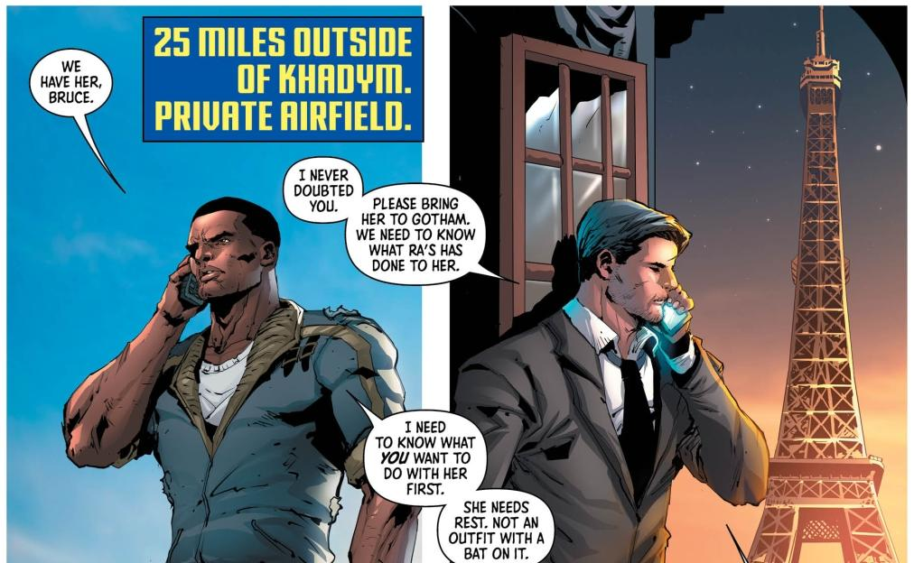 Batman and the Outsiders #6