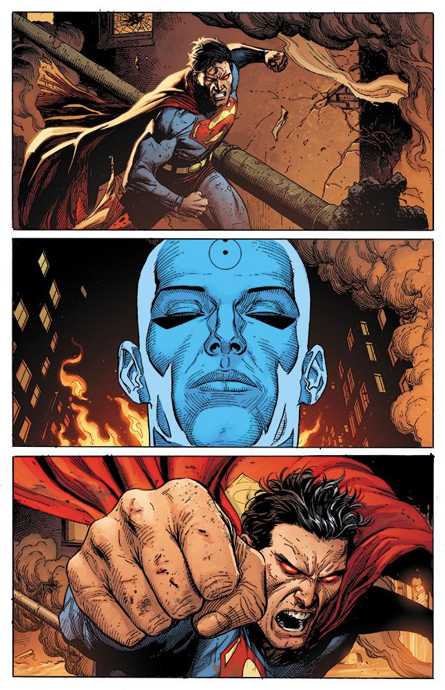 First Look Doomsday Clock 12 Dc Comics News