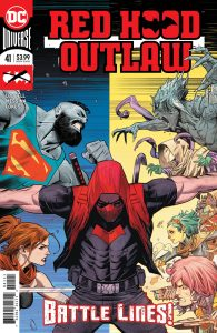 Red Hood Outlaw #41