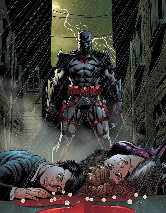 Earth-2 Batman