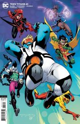 Teen Titans #41 Variant Cover