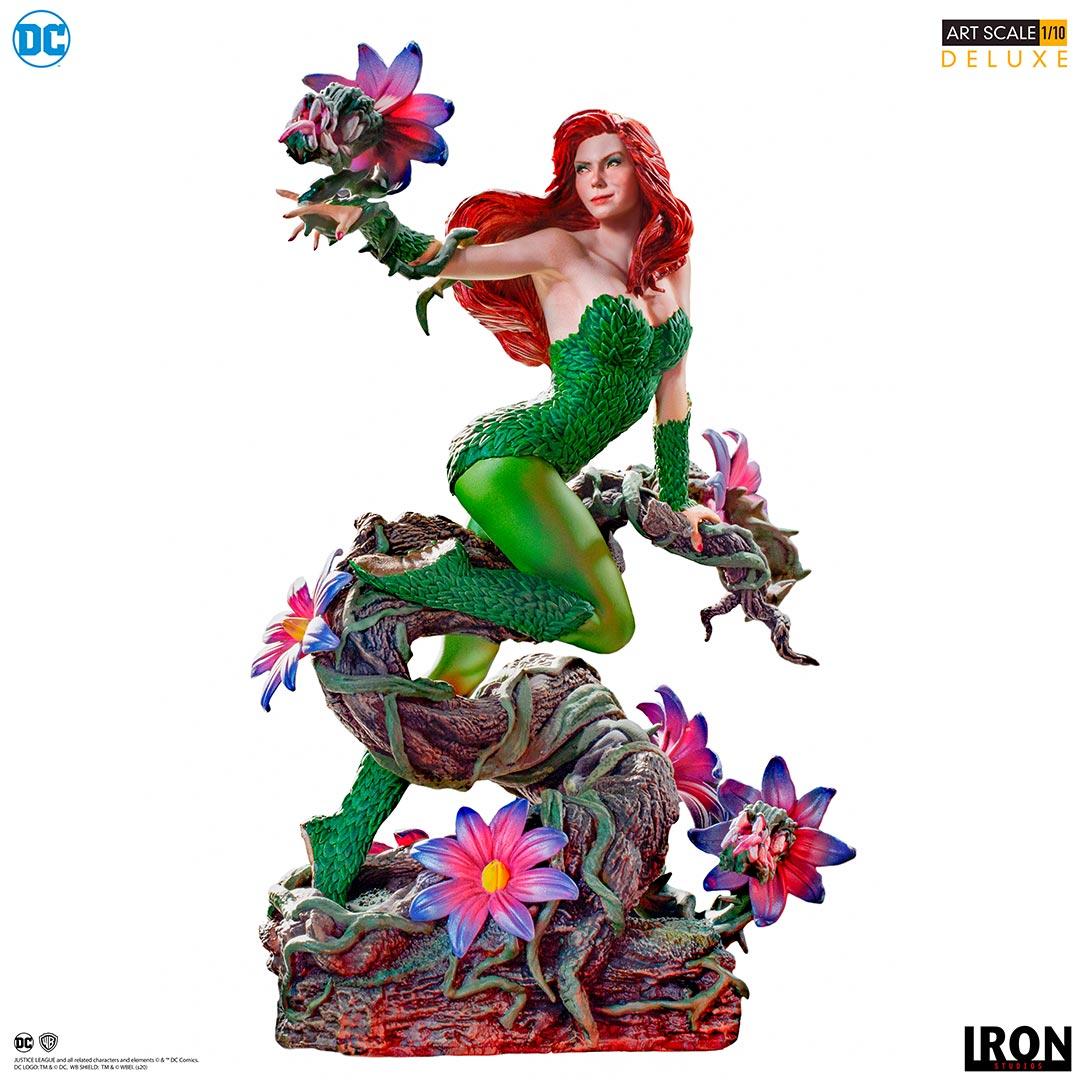 Iron Studios poison ivy