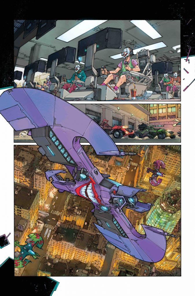 Joker War DC Comics News Preview