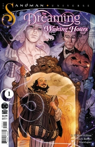The Dreaming: Working Hours #1