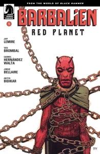 Barbalien: Red Planet #1