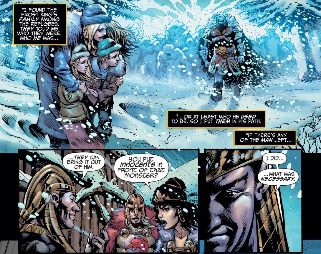 Justice League #58 - DC Comics News