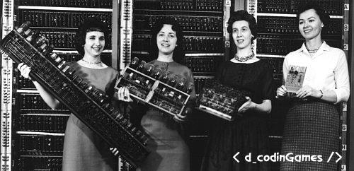 Las mujeres del ENIAC - dcodinGames.com