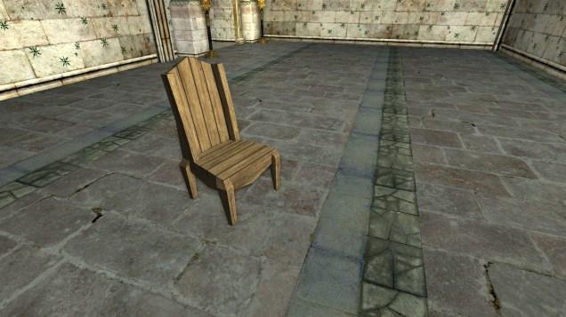 chaise bois 1