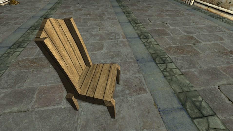 chaise bois 4