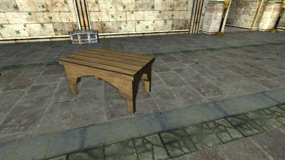 petite table bois 4