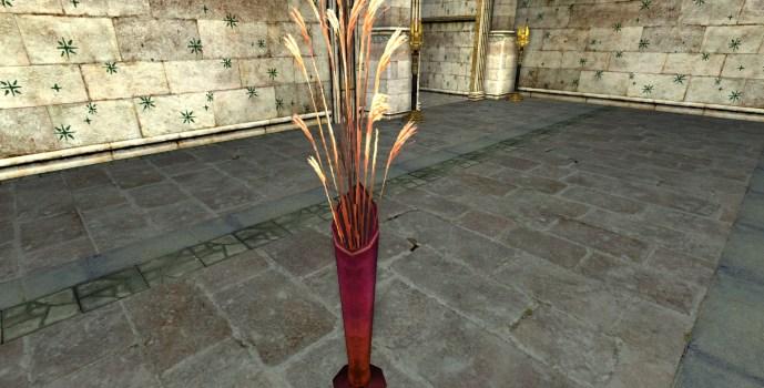 Vase à Roseau