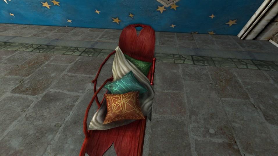chaise longue rouge 4
