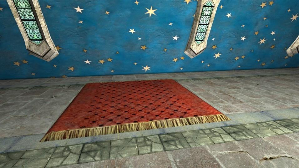 petit tapis rouge 5