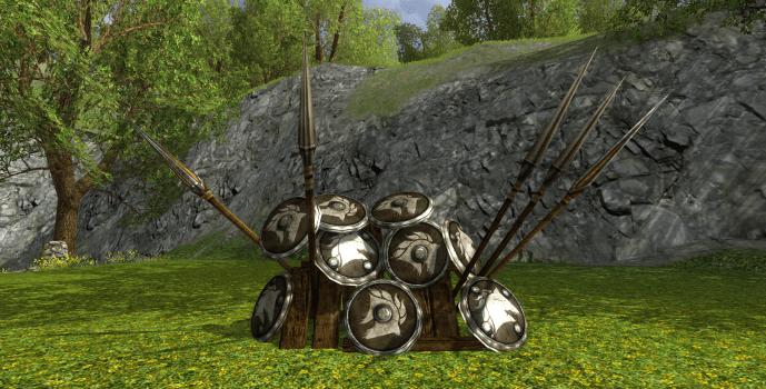 Petite barricade du Rohan
