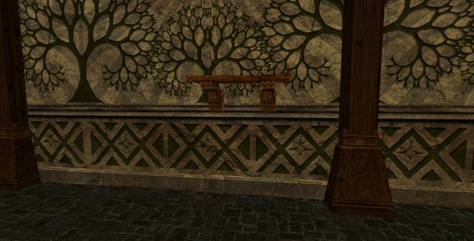 Petite étagère des Rohirrim
