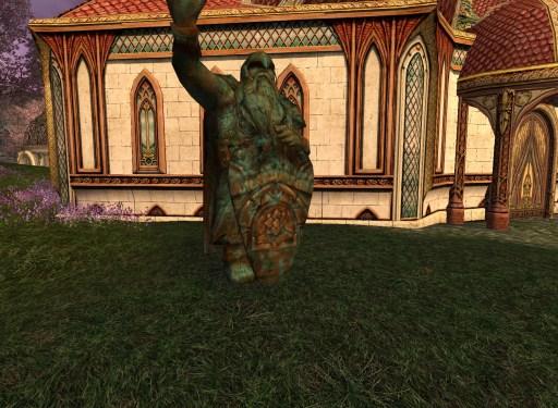 Statue: Le Protecteur