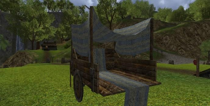 Chariot de Bois