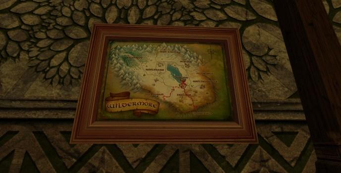 Petite carte de Bingo dans les Landes Farouches