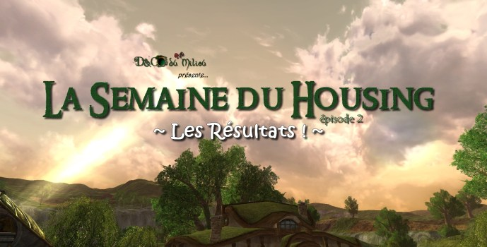 Semaine du Housing #2 : Le Podium !