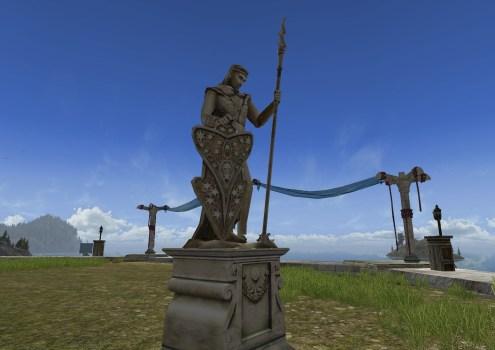 Statue: Gil-Galad
