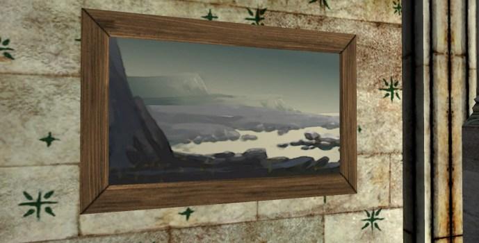 Tableau: Vision de la Côte