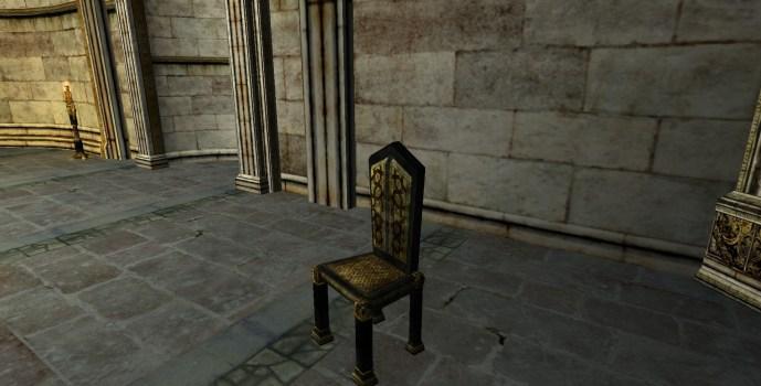 Chaise du Gondor