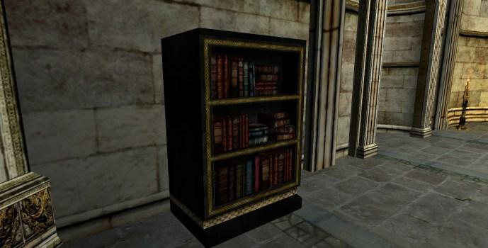 Étagère à livres du Gondor