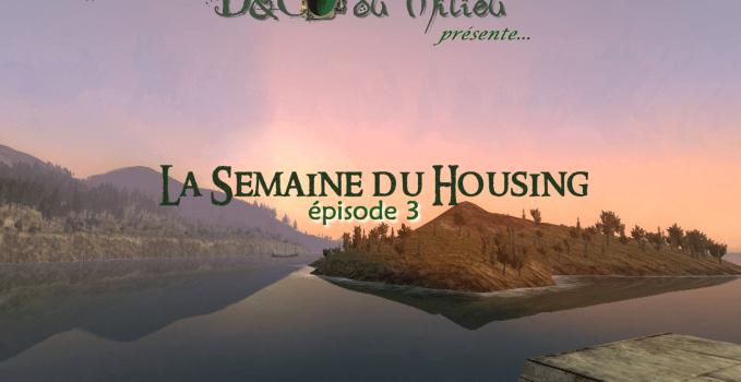 Concours : Semaine du Housing #3