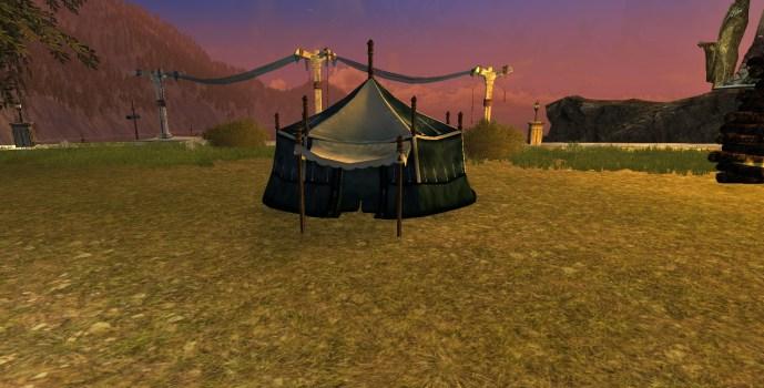 Tente de l'Armée du Gondor