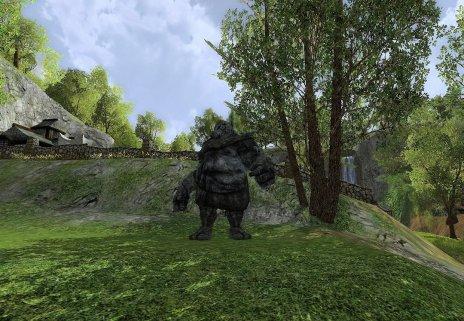 Deuxième Troll de pierre