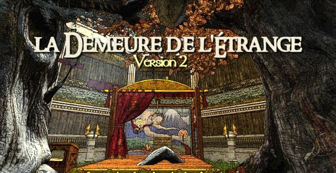 Demeure de l'Étrange(2) : Tirage #3