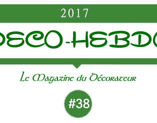 Déco-Hebdo #38 : Promos