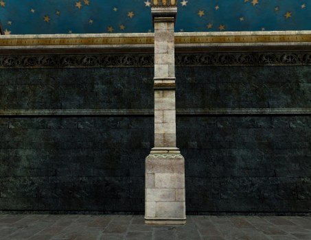 Mur en Pierre du Mordor