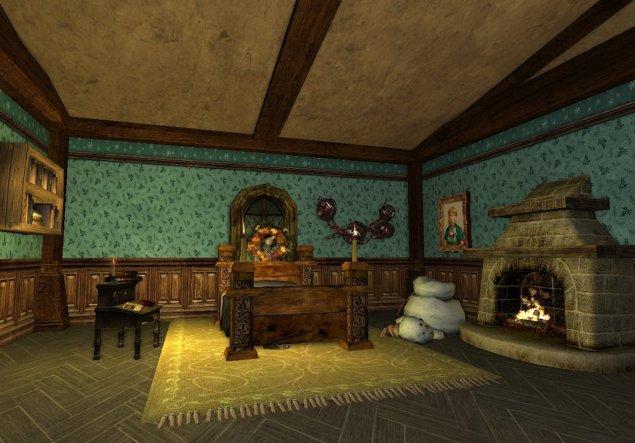 Fatigué par votre gueuleton. Ce lit n'attend plus que vous. Ne vous endormez pas sans éteindre les bougies...