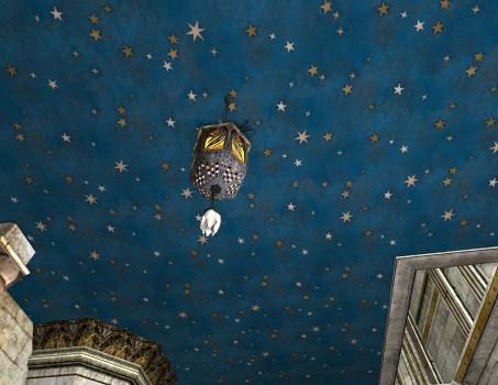Lanterne de Felegoth – Fleur blanche