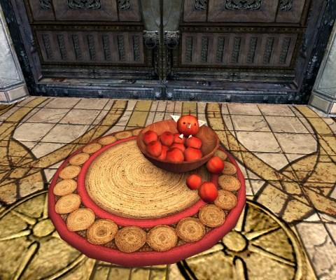 DNT 1 (Paillasson et Friandises – Lutins de Pomme)
