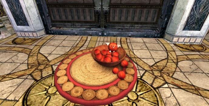 Paillasson à Friandises – Pommes de Gobelin