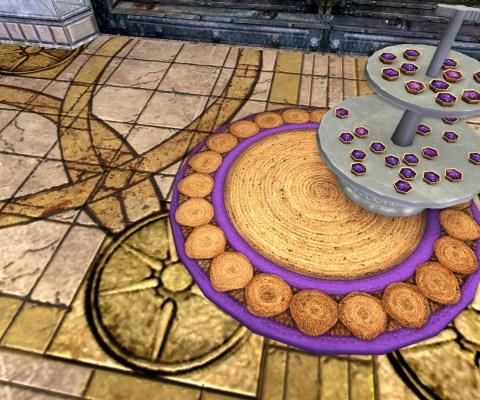 DNT 5 (Paillasson et Friandises – Tartelettes à la confiture)