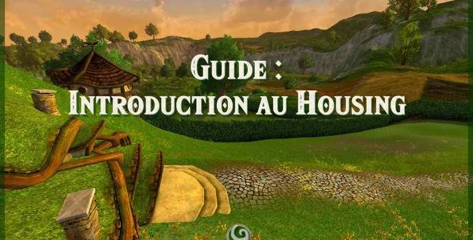 Guide : Introduction au Housing