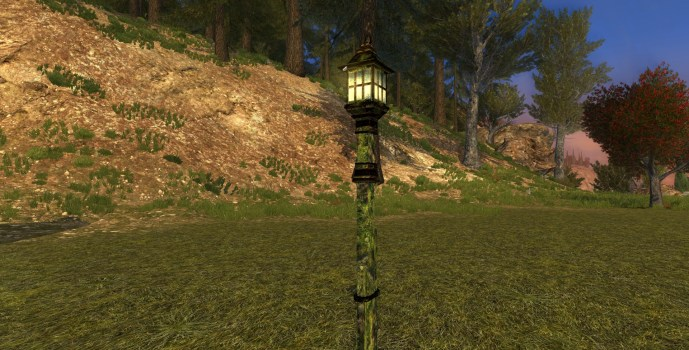 Lanterne Forestière