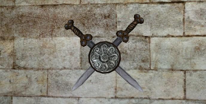 Épée Murale du Val